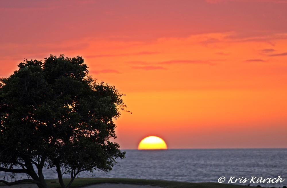 Photo in Nature #sunset hawaii beautiful lan