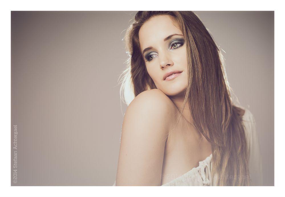 Photo in Portrait #female #model #portrait #beauty