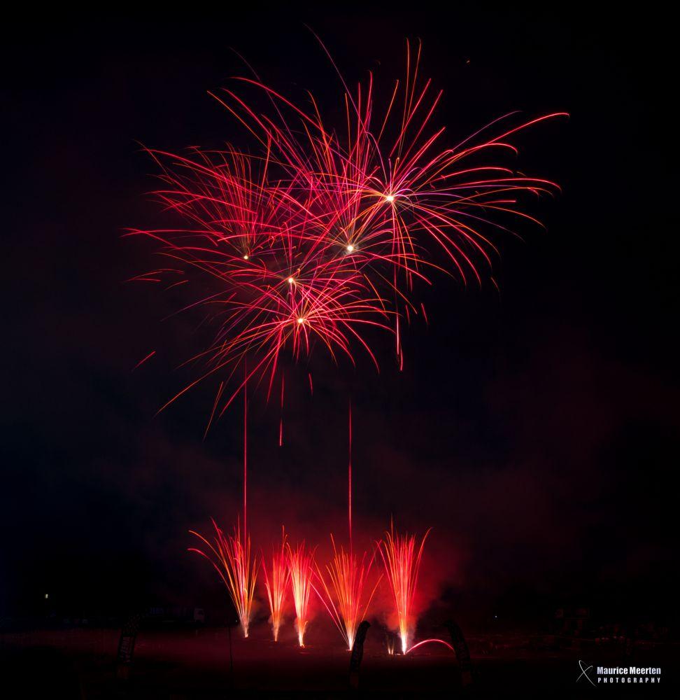 Photo in Random #fireworks #vuurwerk #zena trophy 2017