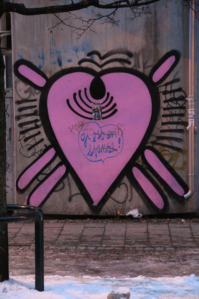 Photo in Street Photography #grafitti #street #tag #oslo #norway