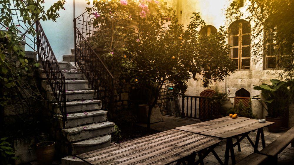 Photo in Random #garden #house #old #fine