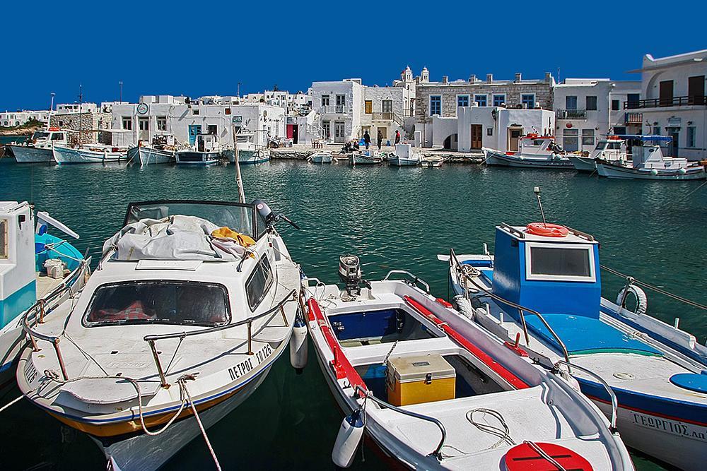 Photo in Sea and Sand #paros #island #naoussa #aegean #cyclades #greece