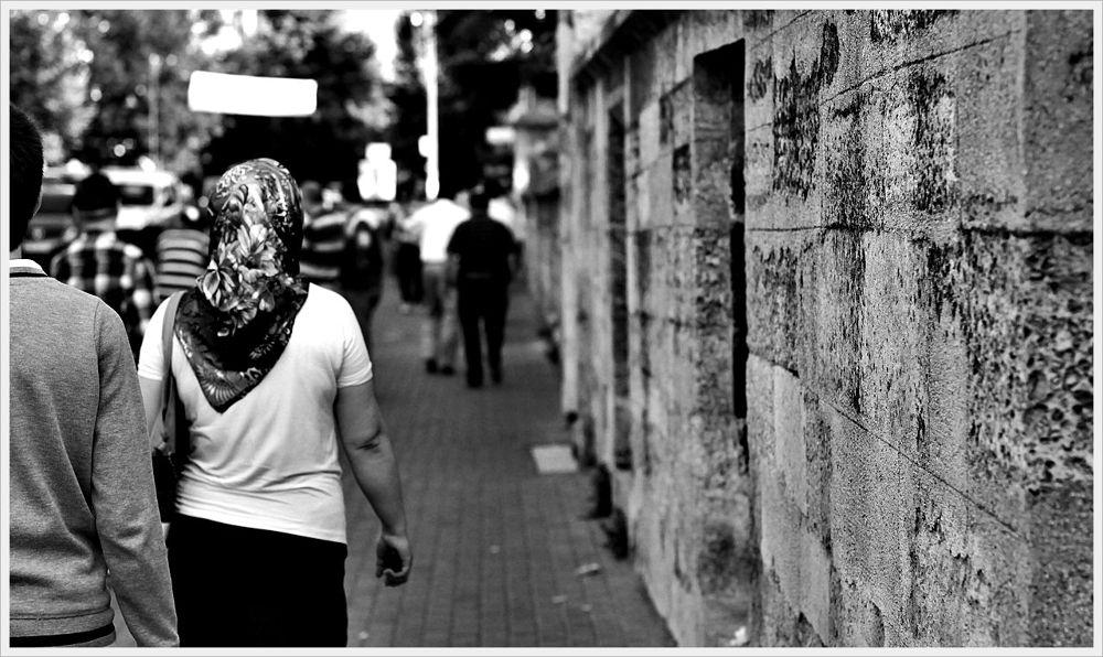 Photo in Black and White #lüleburgaz #sokollu