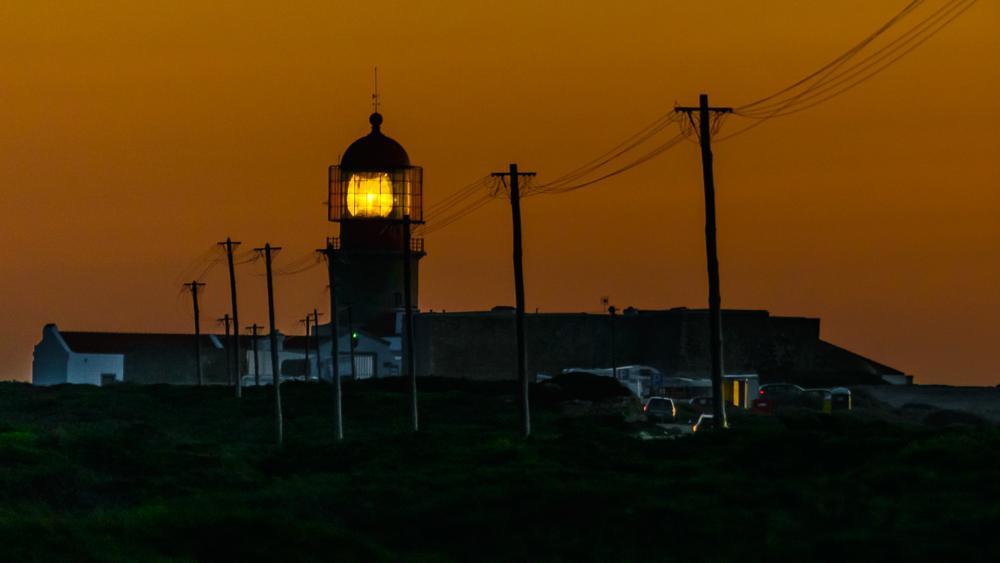 Photo in Landscape #portugal #cabo de são vicente #farol #lighthouse