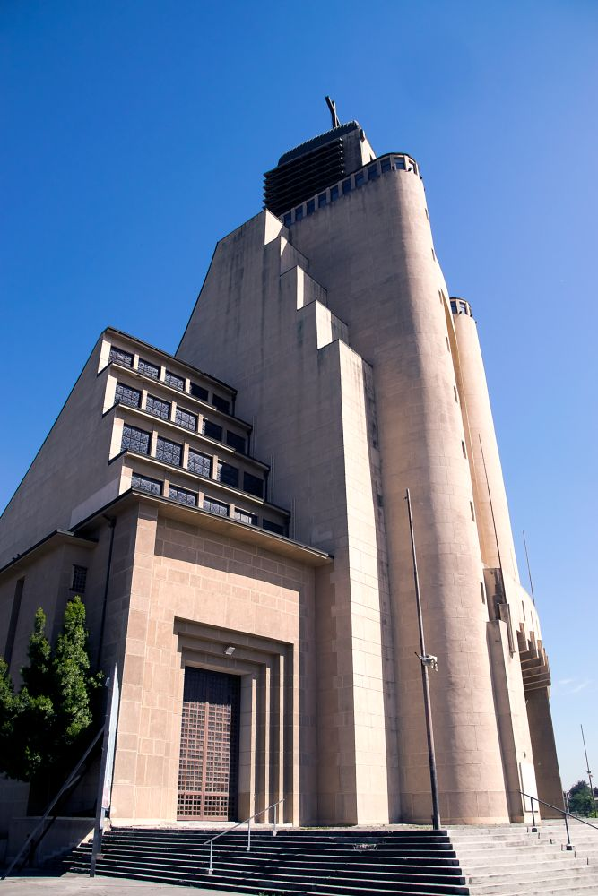 Photo in Architecture #templo votivo de maipú #santiago #chile #arquitectura #iglesia #santuario #patricio cabezas #nikon #tamron