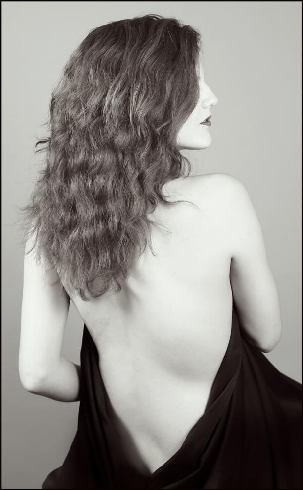 Photo in Portrait #back girl sexy