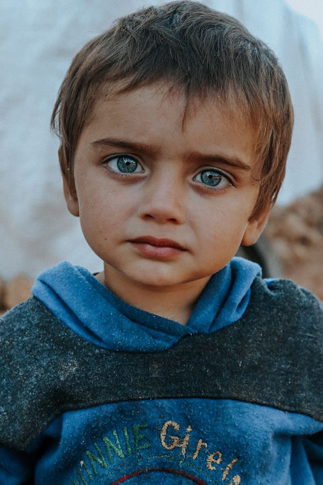 Photo in Portrait #canon #children #photography #lens #youpic #war #syria