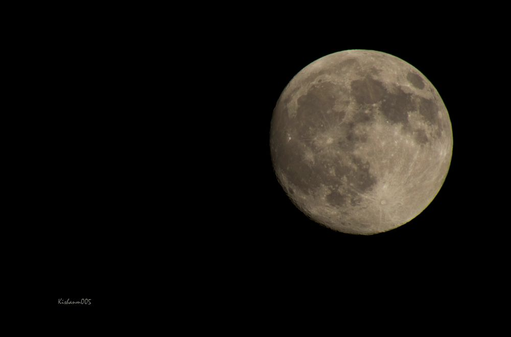 Photo in Astrophotography #moon #nature #night #black