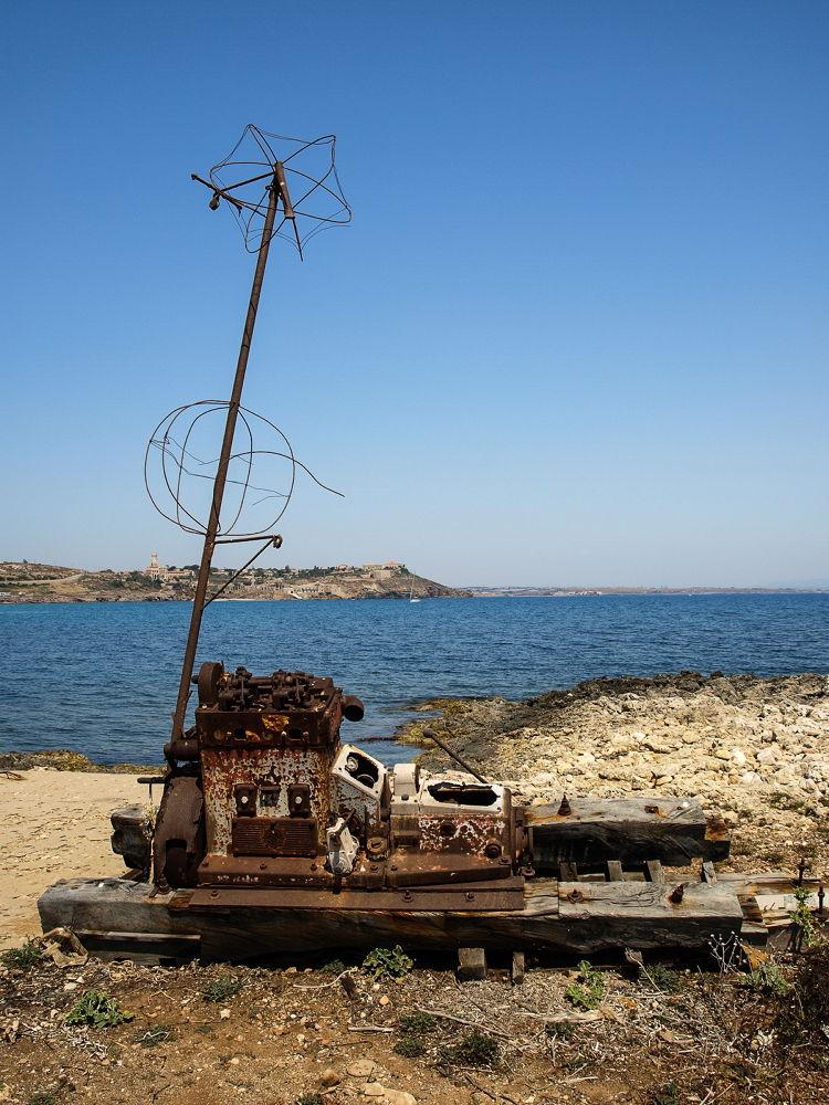 Photo in Random #isola di capo passero #ruderi