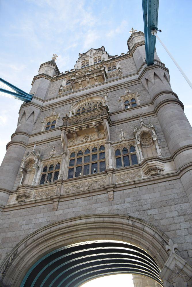 Photo in Architecture #uk #bridge #travel #urban #winter