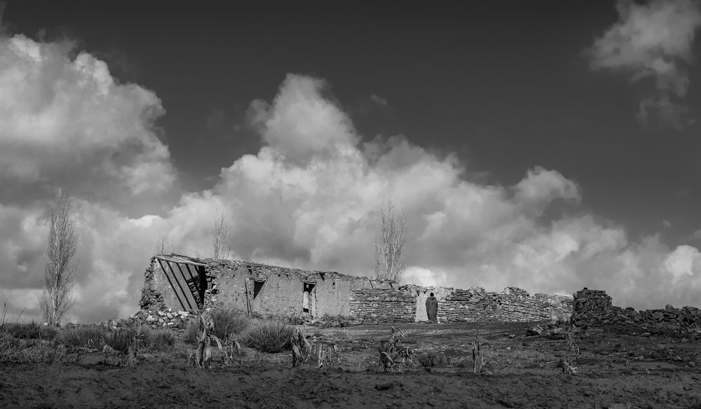 Photo in Landscape #black&withe