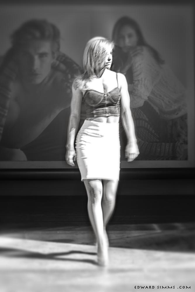 Photo in Fashion #woman walking