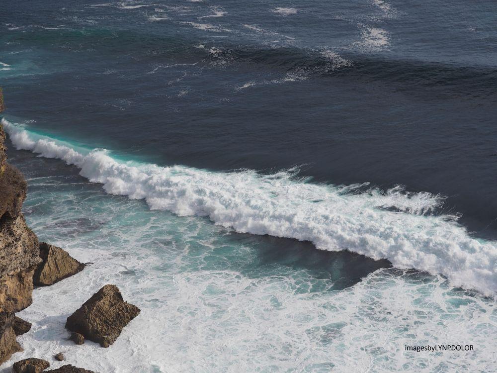 Photo in Sea and Sand #seascape #waves #nature #sea