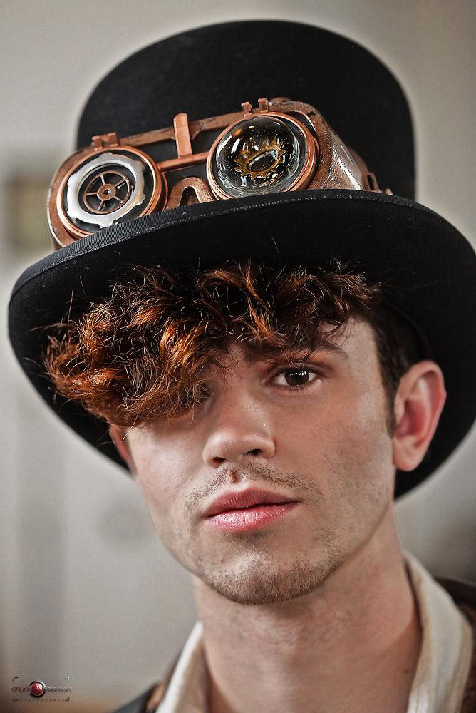 Photo in Fashion #steampunk #chuck coleman