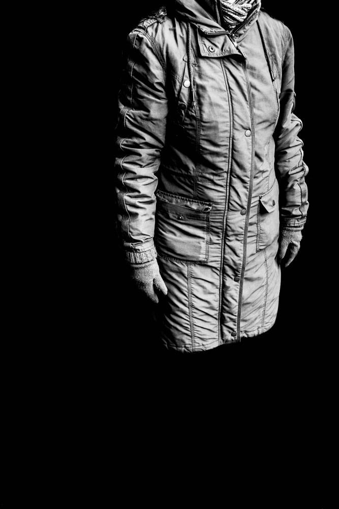 Photo in Fine Art #person #mystery #blackandwhite