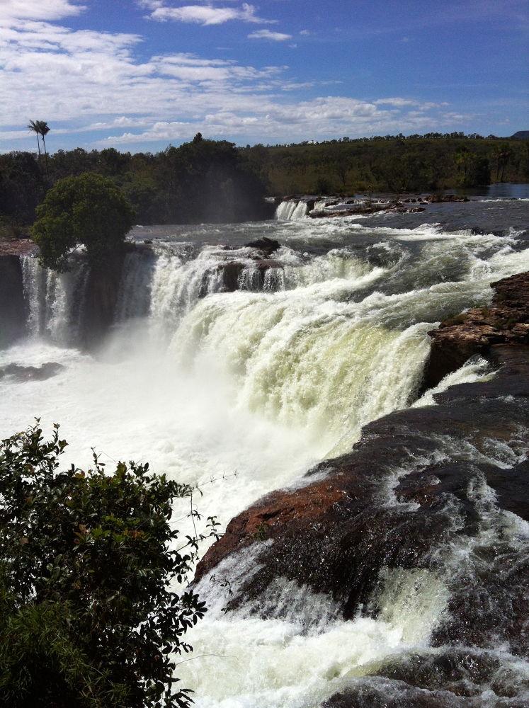 Photo in Random #jalapão #tocantins #cachoeira da velha