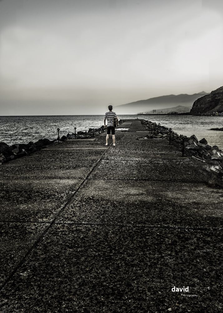 Photo in Abstract #road #end #beach #nikon #d800 #davidmesa #photo #fine art #abstract #tenerife #canary island #destino #amazing
