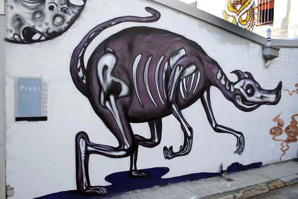 Photo in Street Photography #http://graffitisdumonde.blogsp #the dirt #skulk #nico