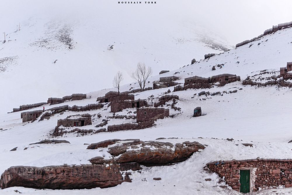 Photo in Rural #atlas atlas mountains in moroc
