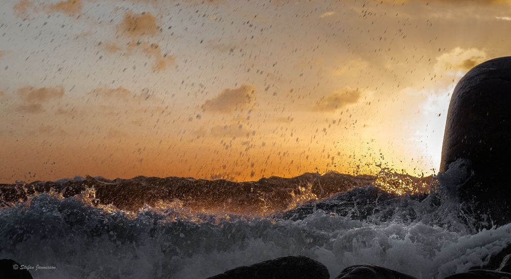Photo in Sea and Sand #seascape #sunset #youpic
