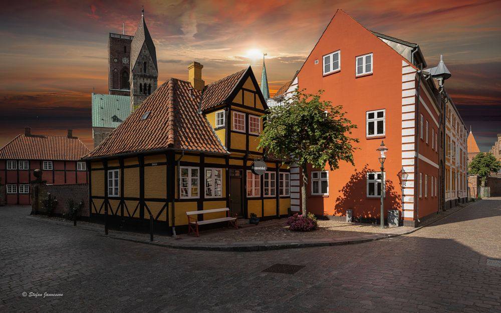 Photo in Architecture #ribe #hdr #youpic