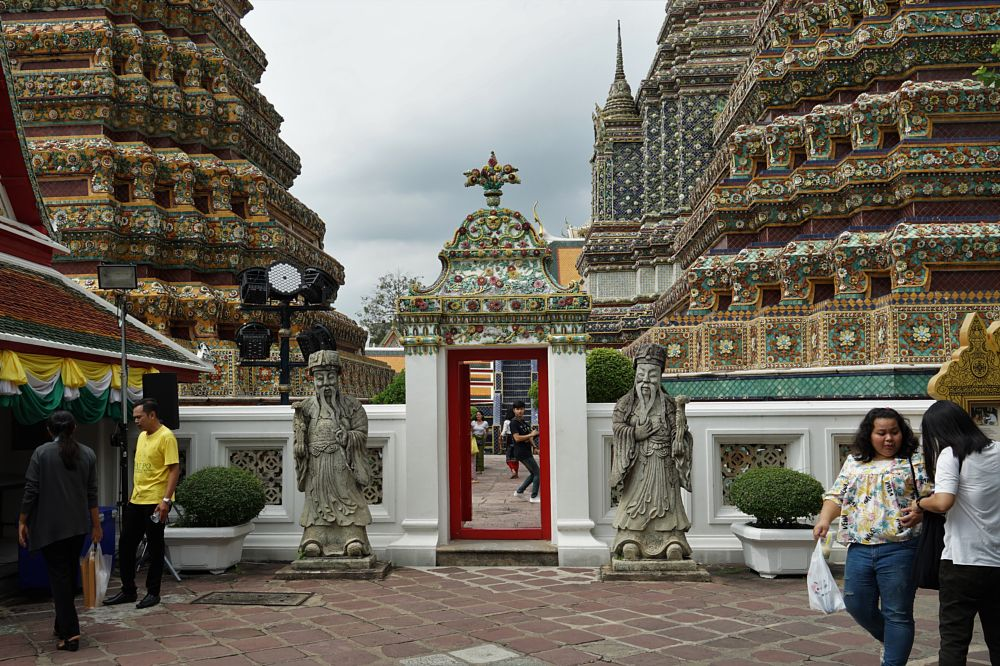 Photo in Architecture #bangkok #thaïlande #temple