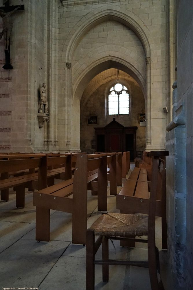 Photo in Architecture #église #angers #france #church