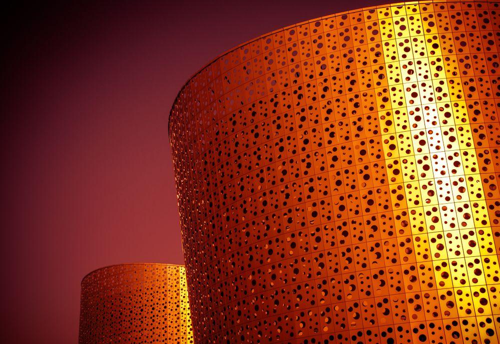 Photo in Architecture #korona #kielce #poland #shopping center