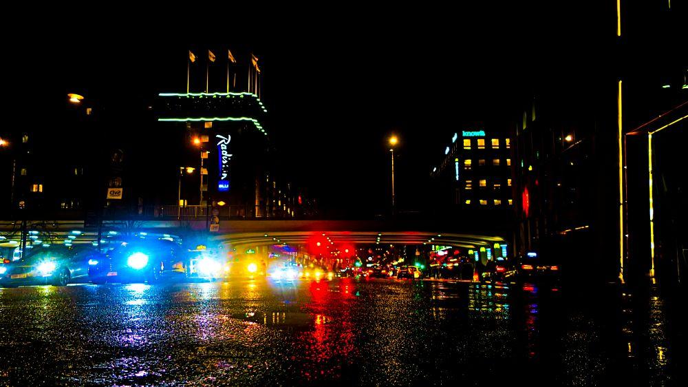 Photo in HDRI #hdr #street #car #cars