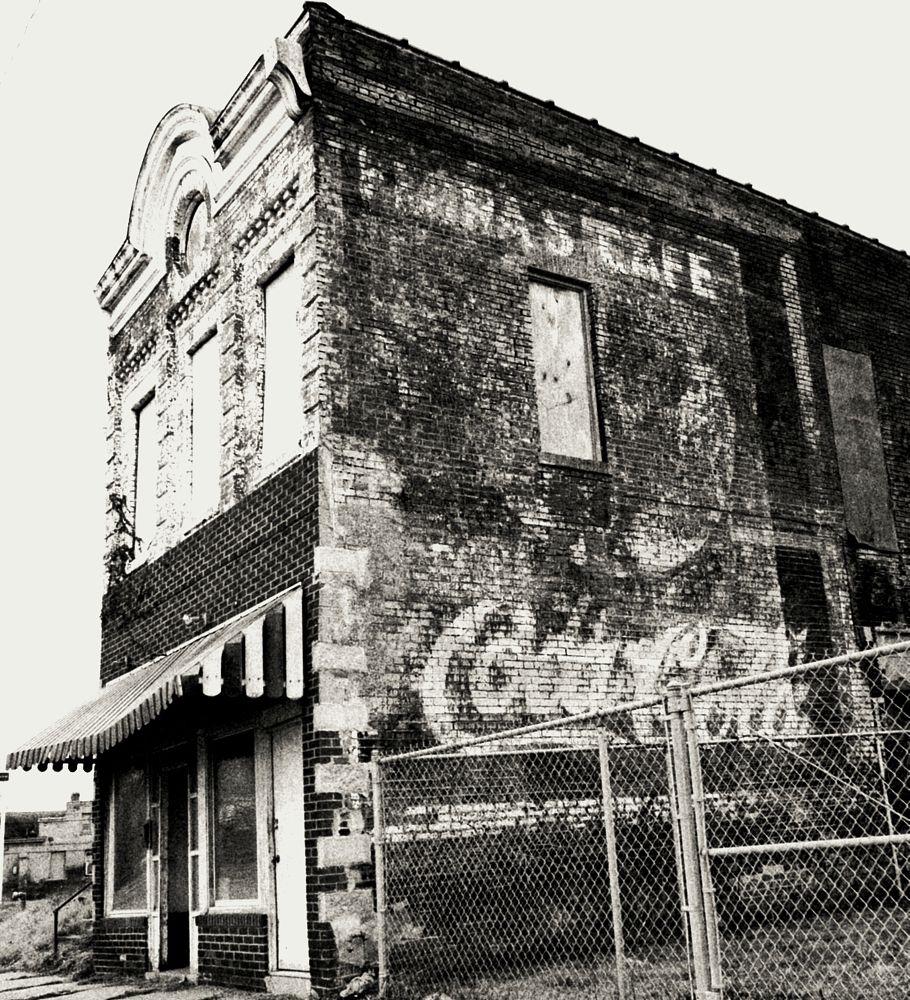 Photo in Random #abandoned #ghostsign #cocacola #advertising #missouri