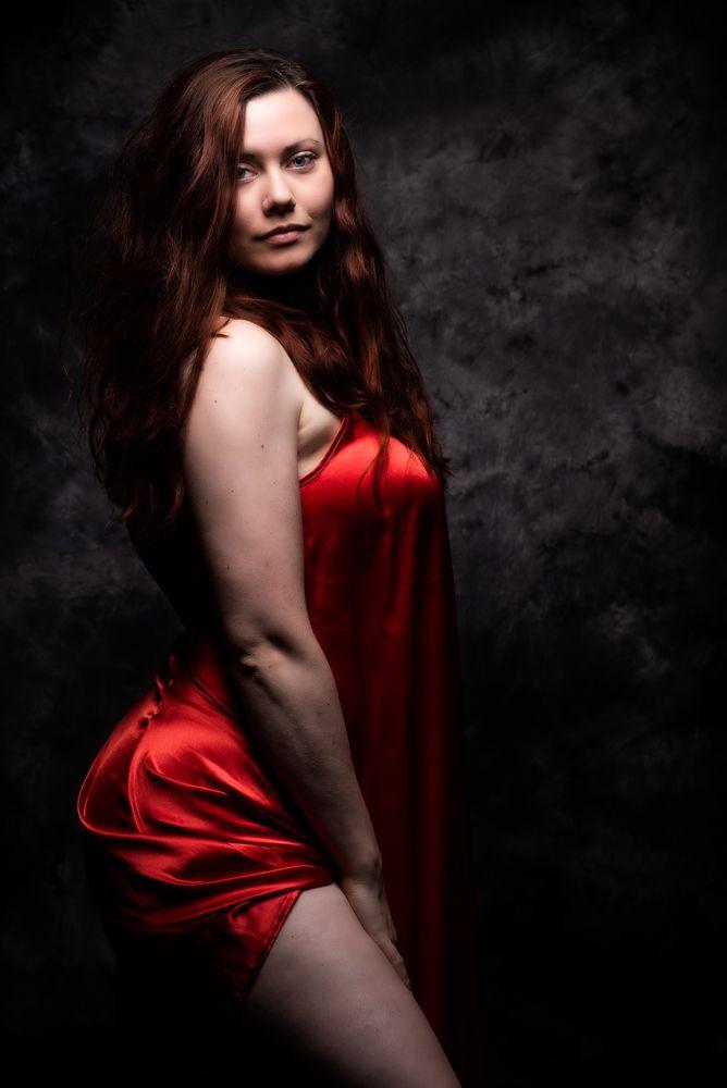 Photo in Fashion #dress #model #amazing #longhair #beautiful