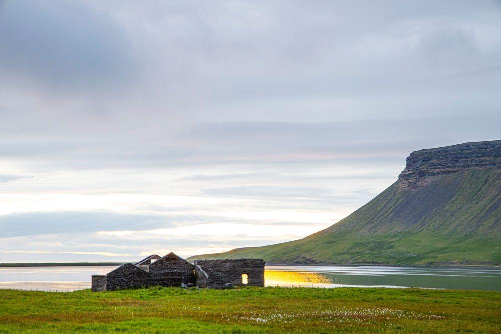 Iceland night