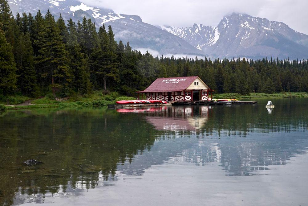 Photo in Random #boat house    lake   mts.   tr