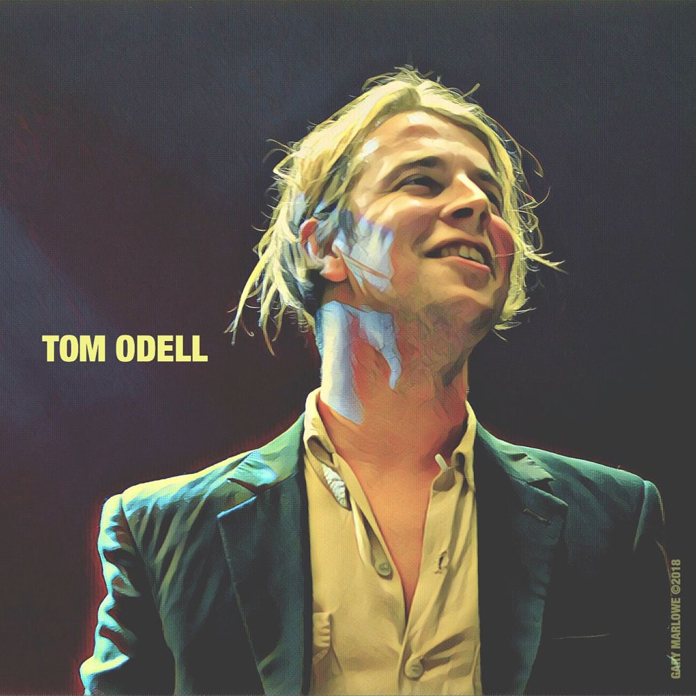 Photo in Concert #tom odell #brighton #jubilee road #olympus #prisma