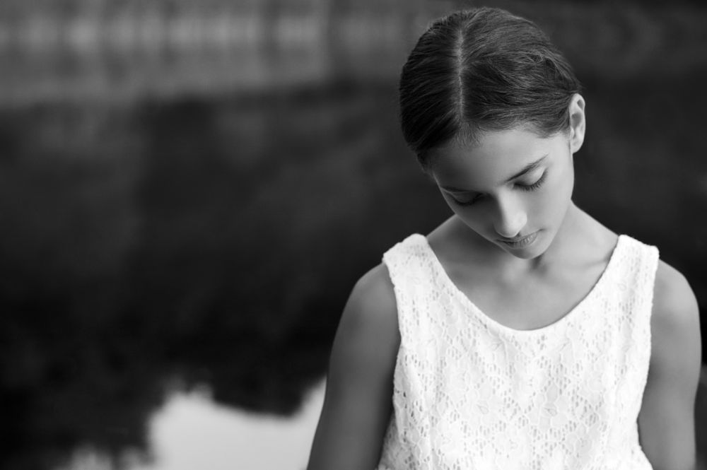 Photo in Portrait #portrait #girl #mädchen #jeune fille #young #youth #young girl