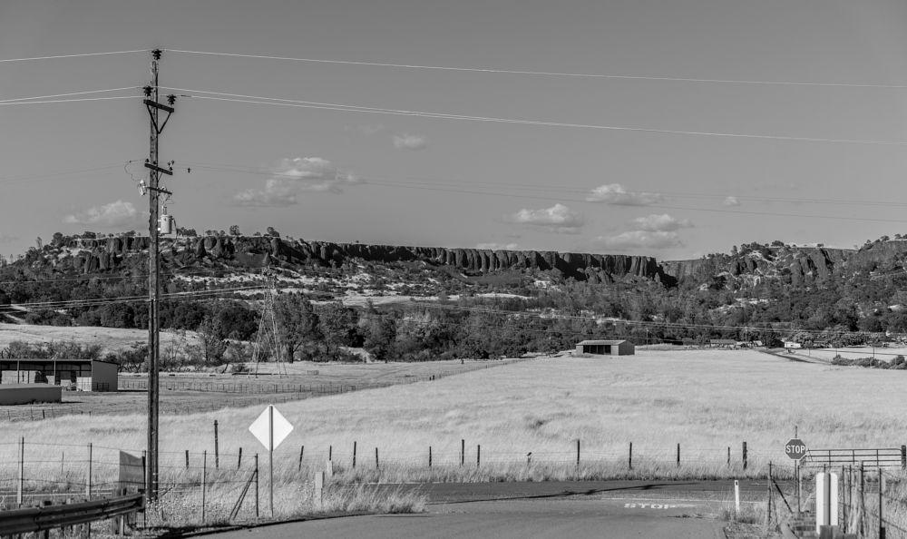 Photo in Black and White #mountain #nature #landscape #blackandwhite