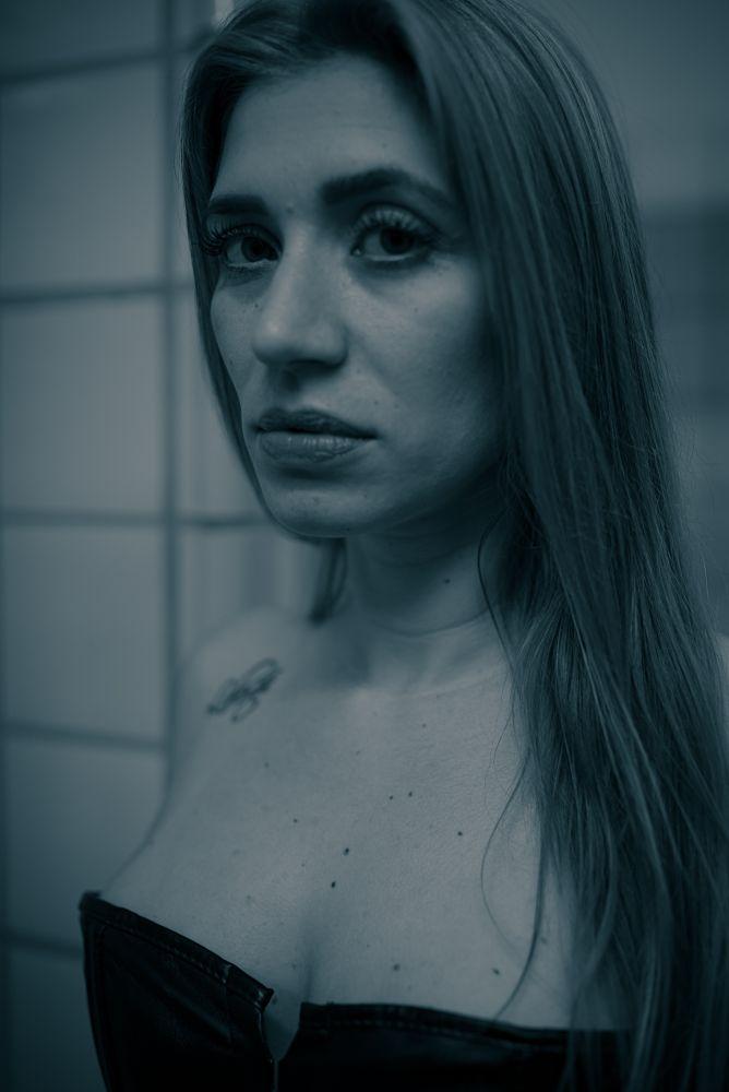 Photo in Portrait #female #model #shooting #girl