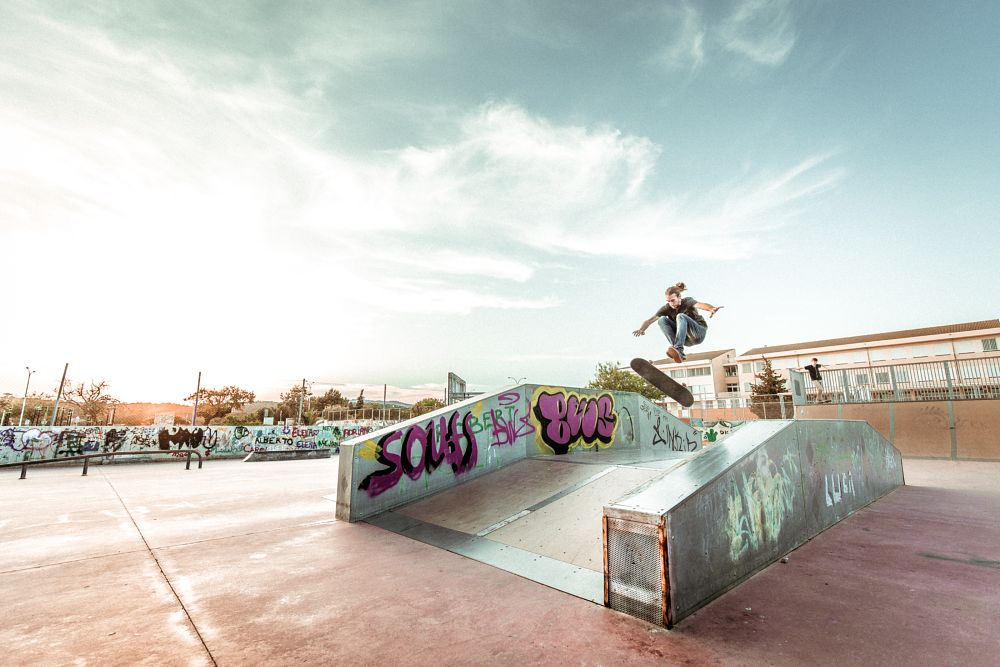 Photo in Urban #skater #skate #sportsphotography #skateboarding #lifestyle