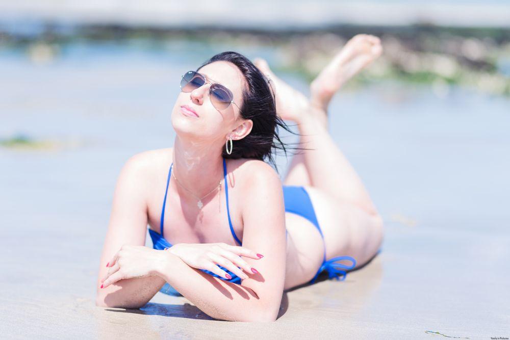 Photo in Fashion #woman #beach #sun #glasses