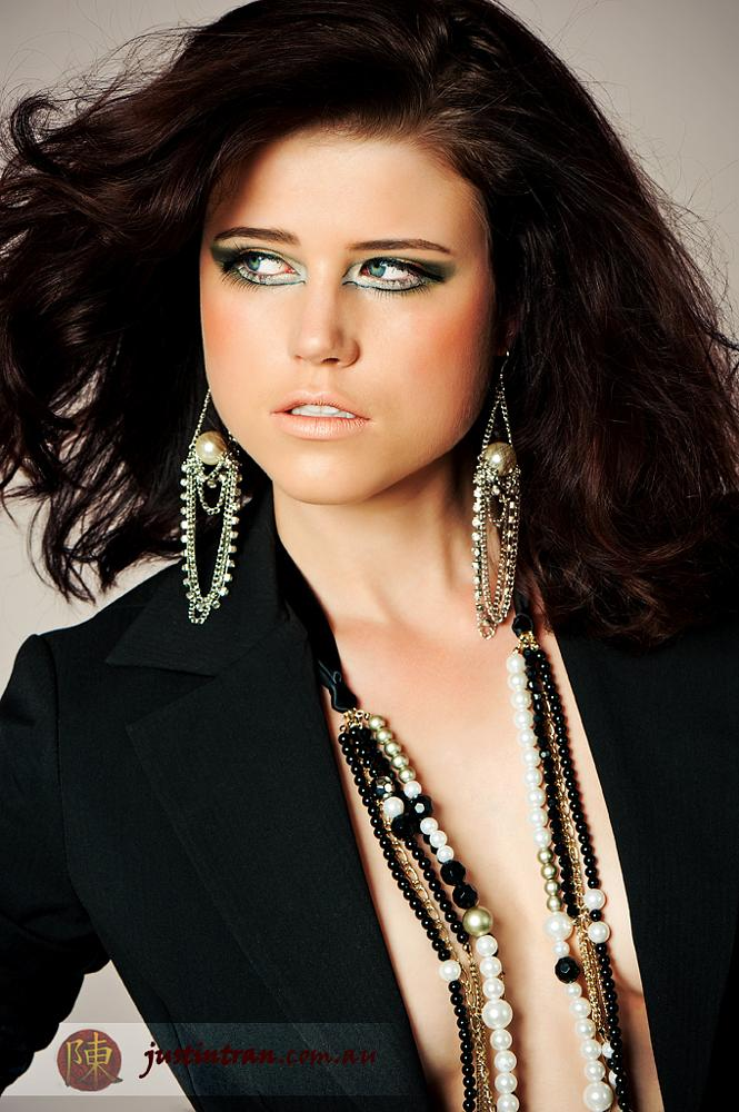 Photo in Portrait #model #models #glamour #glamor #fashion #portrait #justin tran #justin tran photography #beautiful #woman