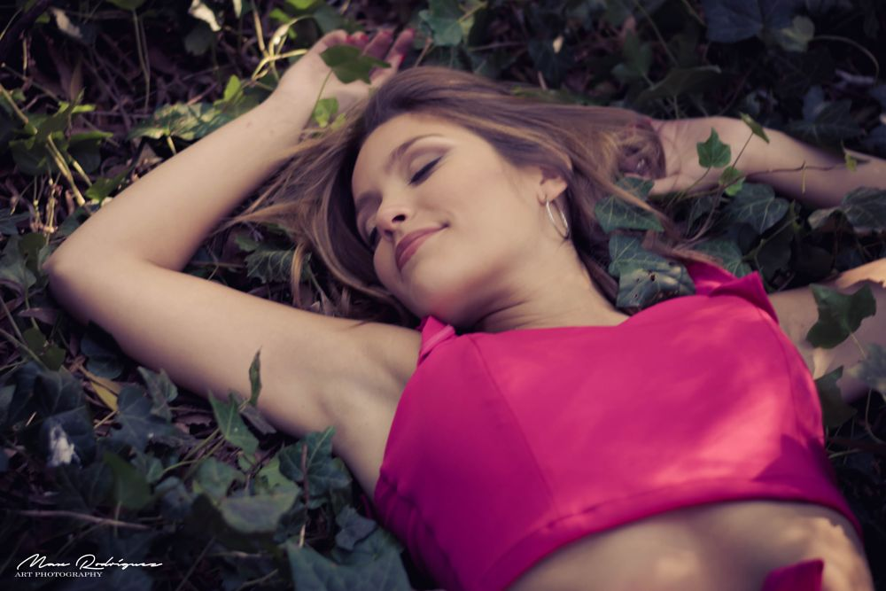 Photo in Portrait #nikon #50mm #fashion #serie #portrait #model #girl #teengirl #woman #female #lady #mood #sexy #beauty #beautiful #forest #rose #priscila #max rodriguez