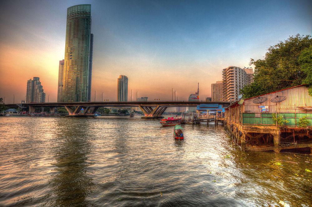 Photo in Random #hdr #landscapes #bangkok