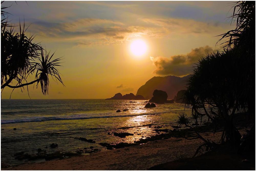 Photo in Landscape #landscape #seaside #sunside