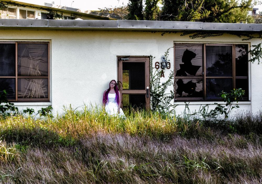 Photo in People #okinawa #girl #urban decay