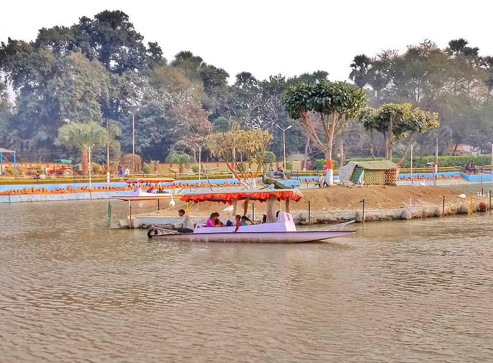 Photo in Random #fancy #boat #beautiful #india #zoo #people #enjoy #scenery #trees #colorful #colorsoflife #indian photography #patna #hut #tent #sunset #sunrise #water #lake #pond #river #sea