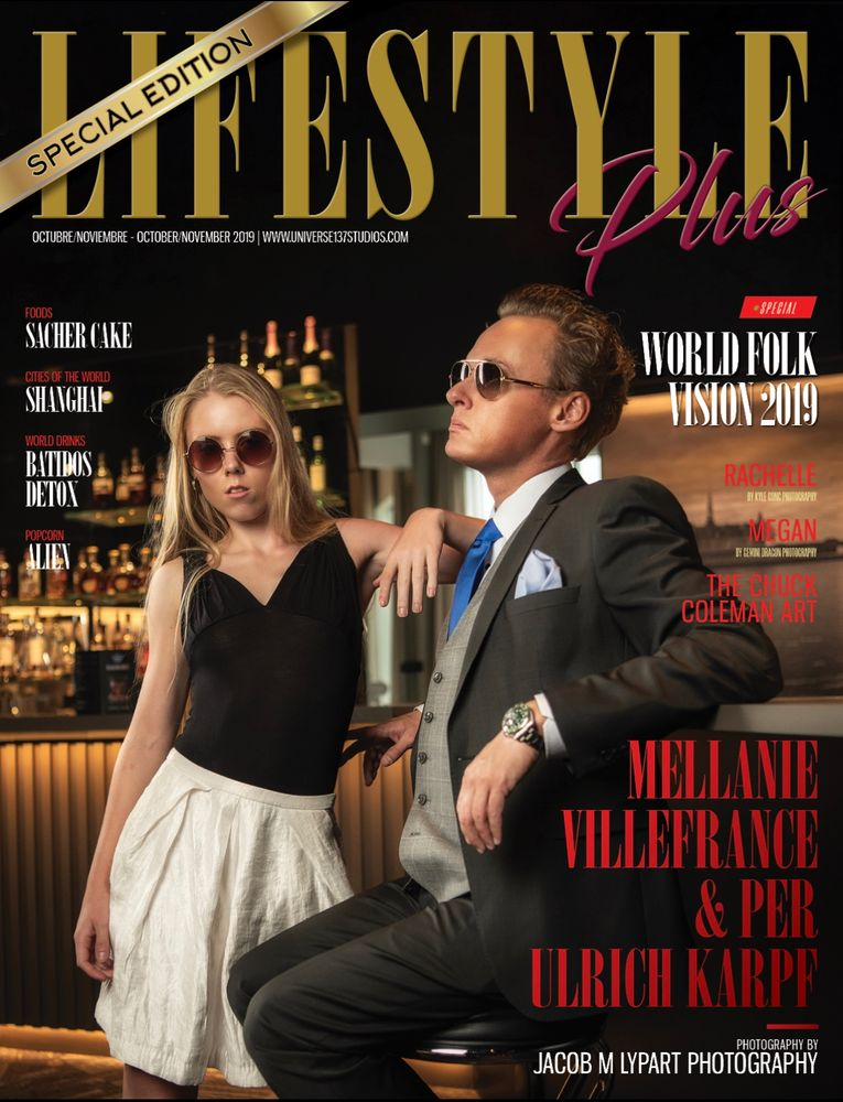 Lifestyle Magasin cover