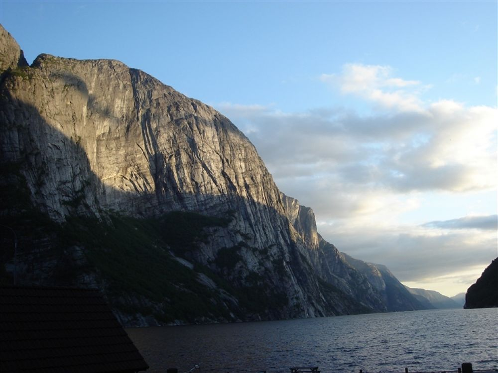 Photo in Random #lysefjorden
