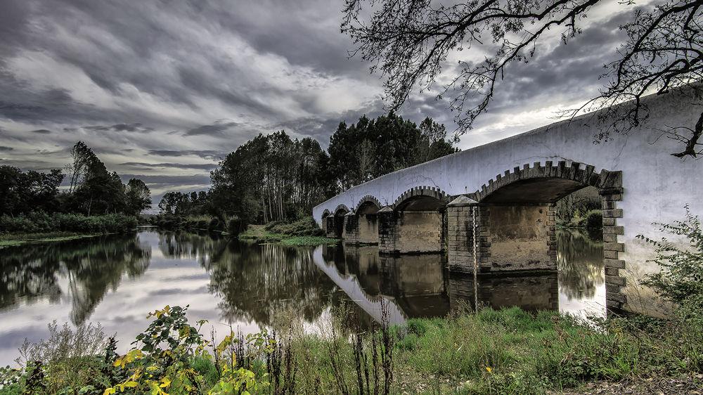 Photo in Random #ponte de requeixo - aveiro - p