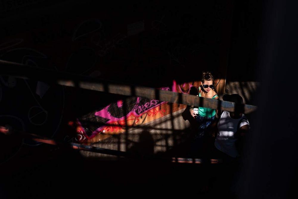 Photo in Street Photography #brixton #london #street photography #light & shade