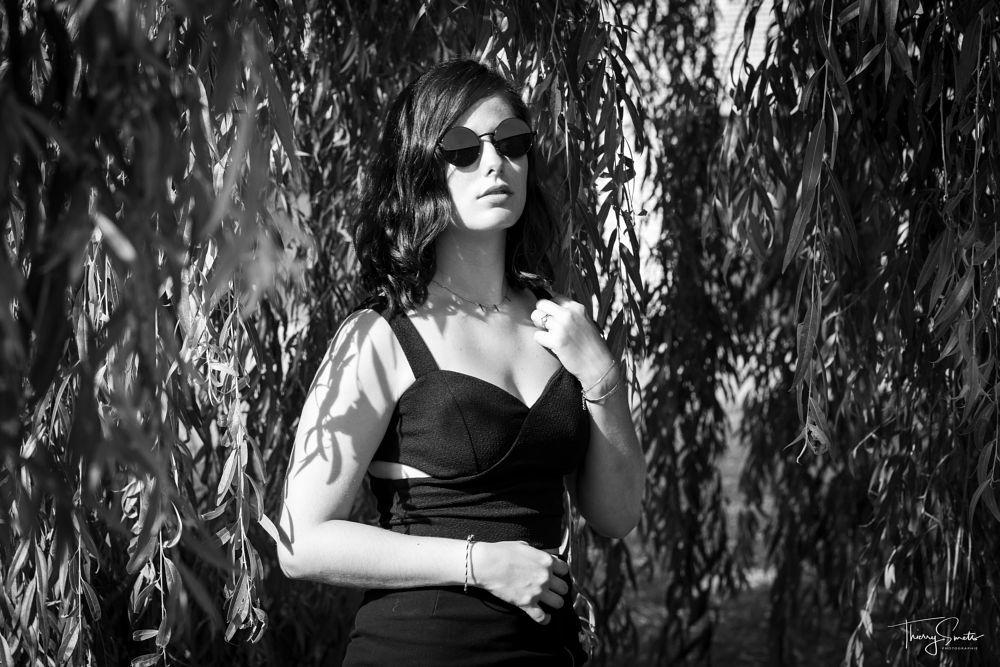 Photo in Portrait #portrait #portraiture #sexy #sensual #sensuality #black and white #monochrome #model #woman #girl